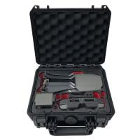 TOMcase XT235 DJI Mavic 2 Kompakt Case black-red