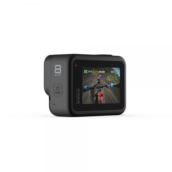 GoPro HERO8 Black Holiday Bundle REFURBISHED