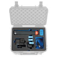 B&W Case 1000 Custom Einsatz für HERO9 & 10 Black