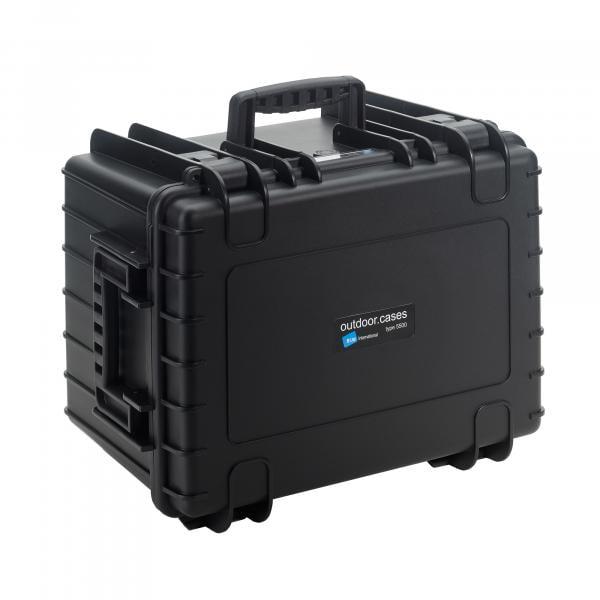 B&W Outdoor Case 5500 black