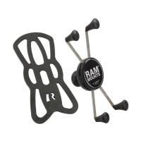 RAM Mounts X-Grip Halteklammer für grosse Smartphones - B-Kugel (1 Zoll) RAM-HOL-UN10BU
