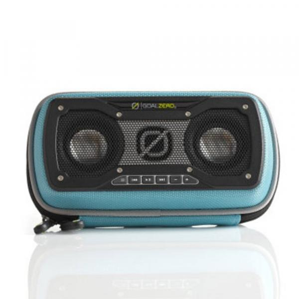 Goal Zero Rock-Out 2 Solar Teal REFURBISHED