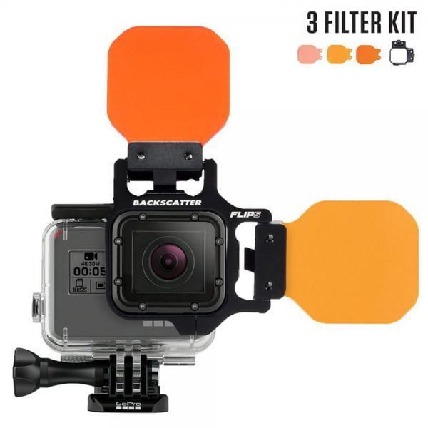 Backscatter FLIP7 3-Filter Package