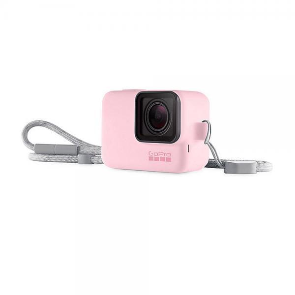 GoPro Silicon Suit - Schutzhülle incl. Trageband pink