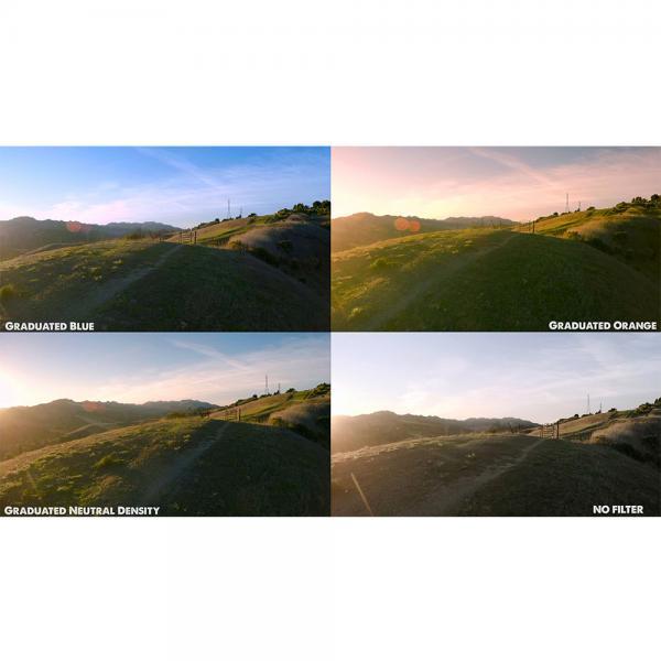 PolarPro DJI Inspire / OSMO Graduated Filter Set