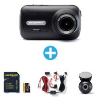 NEXTBASE Dashcam 322GW + 32GB + Hardwire Kit + Rückmodul