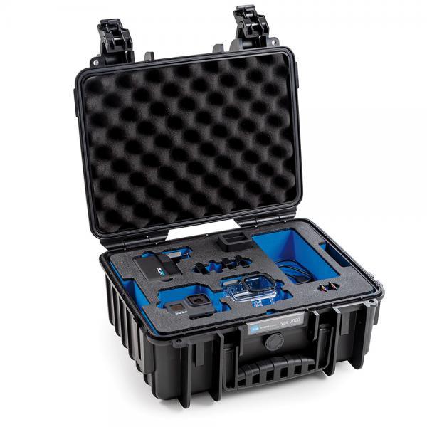 B&W HERO8 Black Case 3000