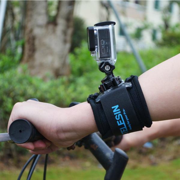 Telesin Arm Strap mit 360 Grad Halterung