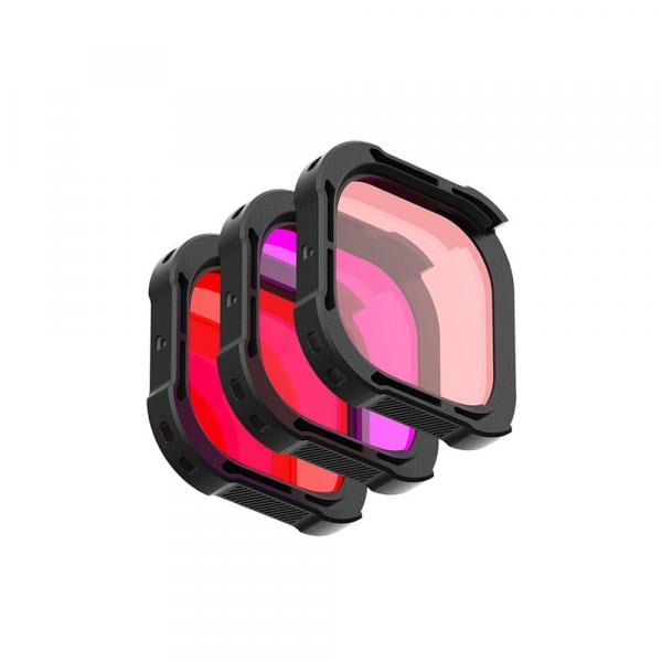 PolarPro Divemaster Filterset für HERO9 Black