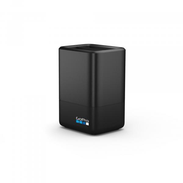 GoPro Dual Battery Charger incl. HERO5-8 Black Akku
