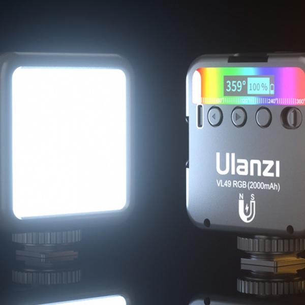 Ulanzi VL49 RGB-Licht