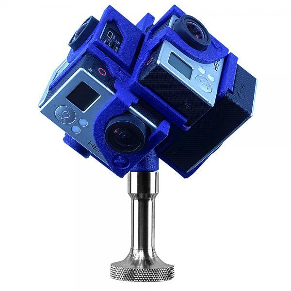 360RIZE Pro6 Mount für 360 Grad Filme