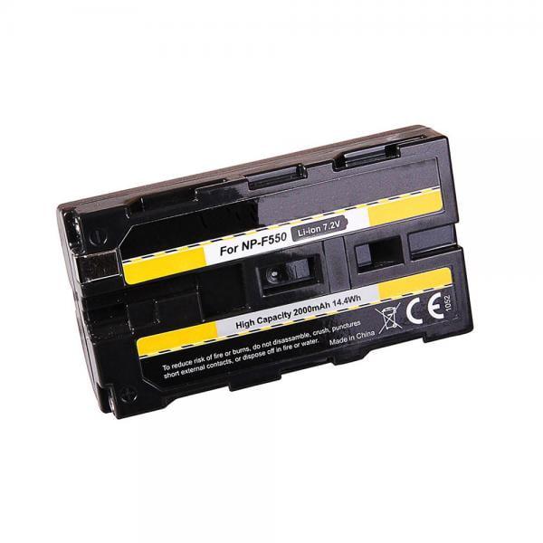 Patona Akku für Z CAM E2 Sony NP-F550