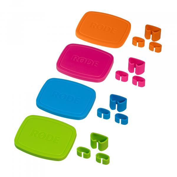 Rode COLORS-Kappen für NT-USB Mini