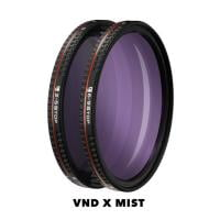 Freewell Gear Hard Stop 77mm Threaded Variable ND-Filter (Mist Edition)