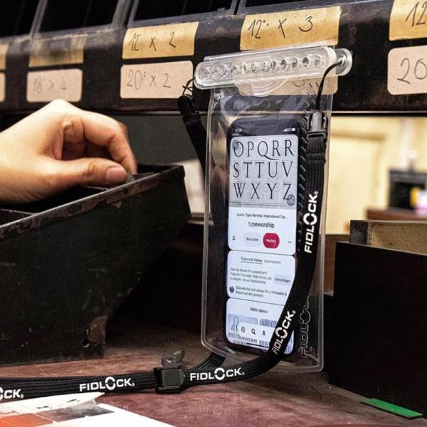 Fidlock HERMETIC dry bag maxi