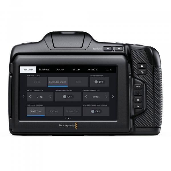 Blackmagicdesign Pocket Cinema Camera 6K Pro