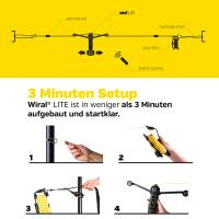 Wiral LITE Kit Cable-Cam inkl. Fernsteuerung