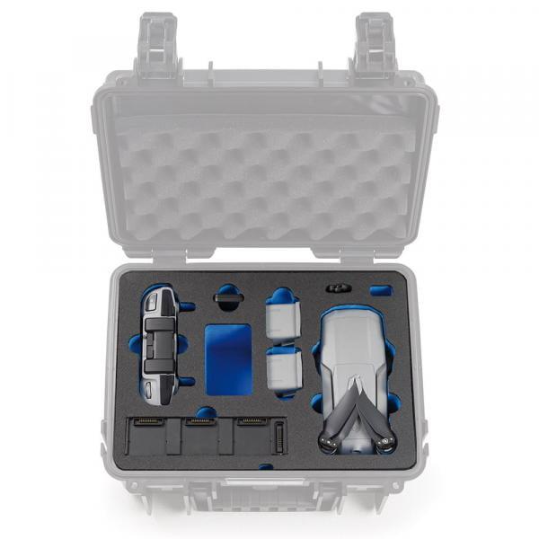 B&W Case 3000 Einsatz für Mavic Air 2