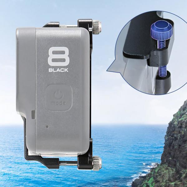 Feiyu-Tech WG2X, WG2, G6 Adapter für HERO8 Black