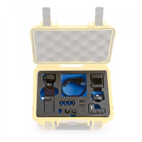 B&W Einsatz für DJI OSMO Pocket Case 500