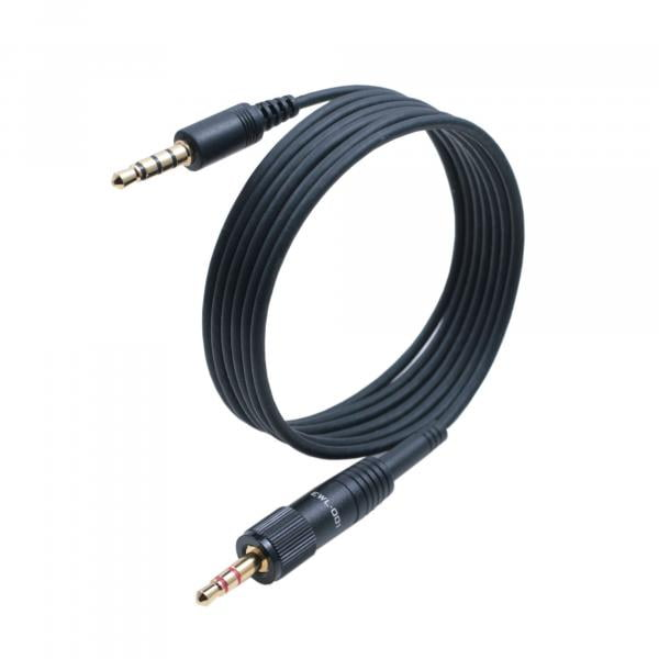 Edutige EWL-001 Smartphone Line-In, 3,5mm 3-Pol TRS auf 4-Pol CTIA