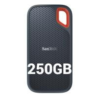 SanDisk Extreme Portable SSD 250GB - 2TB Solid State Drive