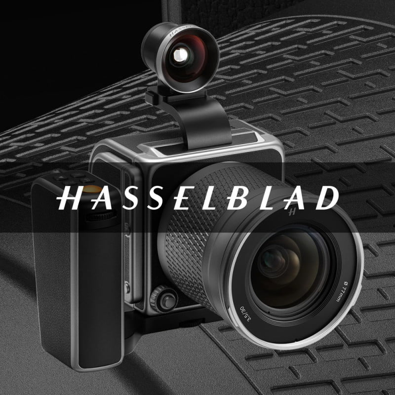 Hasselblad 907X Anniversary Edition Kit