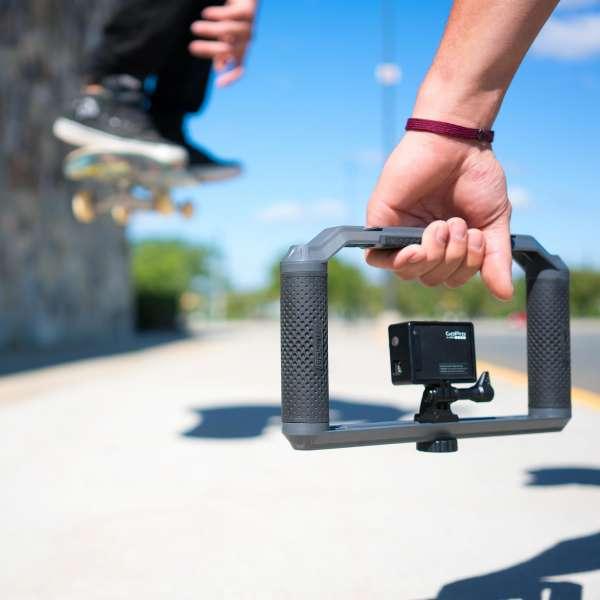 GoPole Triad Grip Multi Tray Stativ