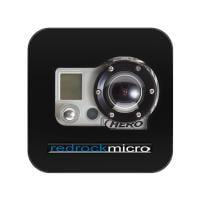 redrockmicro Cobalt Cage für GoPro HERO1 & 2