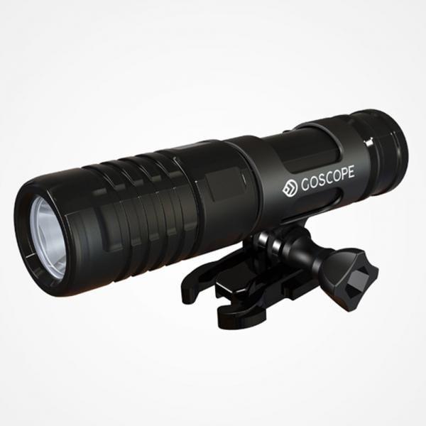 GoScope Halo 1000 Lumen LED Tauchlampe