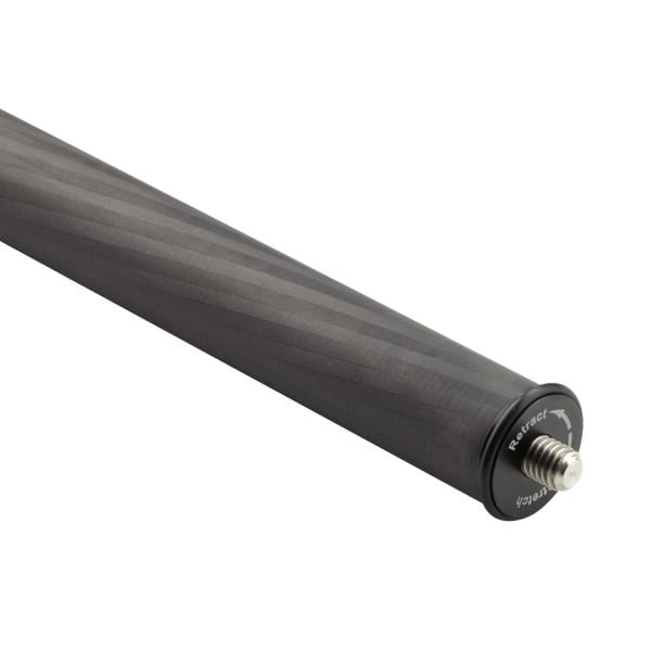 Rollei C5i Carbon Stativ black
