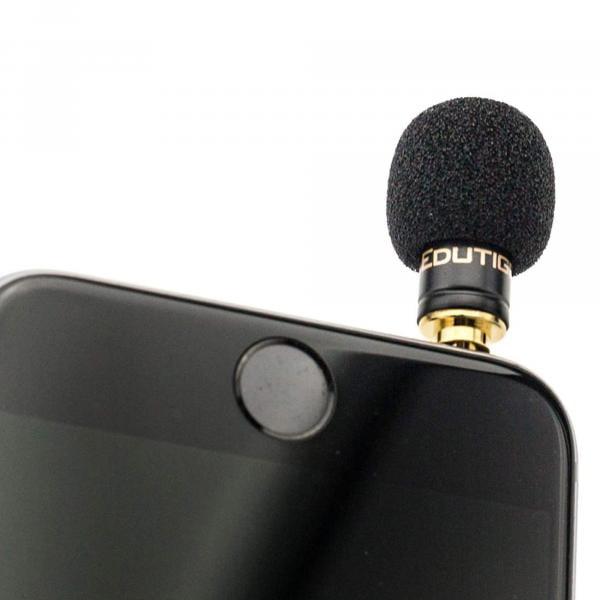 Edutige EIM-001 i-Microphone (Voice) 3,5mm 4-Pol CTIA