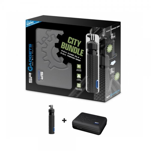 SP Gadgets POV City Bundle - Dreibein + Tasche