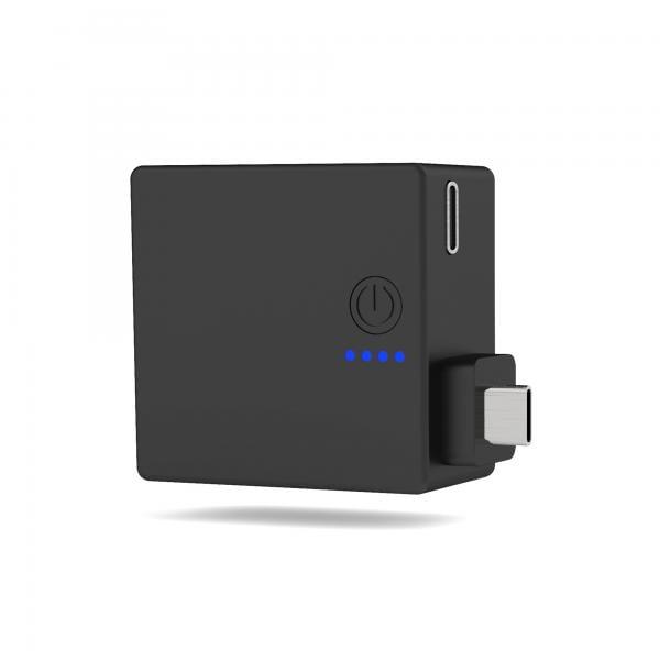 T-HOUSING Power Bundle V2 Tauchgehäuse für HERO5-7 Black