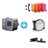 T-HOUSING Dive Bundle für HERO5-7 Black V2