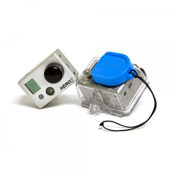 GoPole Lens Cap Kit für GoPro HERO960, HERO1 & HERO2