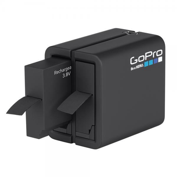 GoPro Dual Battery Charger incl. HERO4 Akku REFURBISHED