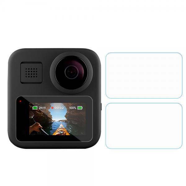 Telesin Schutzfolien 2er Set für GoPro MAX