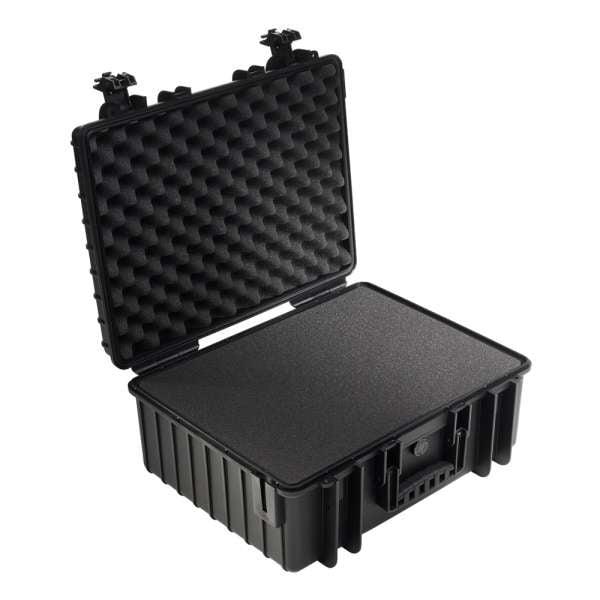 B&W Outdoor Case 6000 black