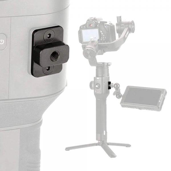Ulanzi Video Monitor Mounting Plate für DJI Ronin S/SC