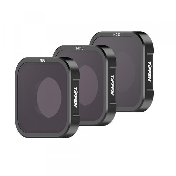 Tiffen ND-Filter 3-Kit für HERO9 & 10 Black