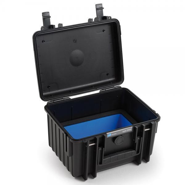 B&W Outdoor Case 2000 für DJI Mavic Mini inkl Fly More Combo