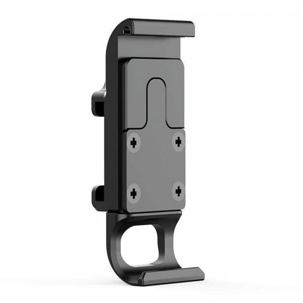 Ulanzi G9-6 Akkufachdeckel mit 1/4-Zoll- und Blitzschuhaufnahme für HERO9 Black