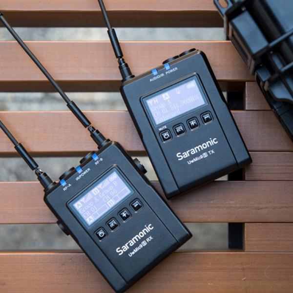 SARAMONIC UwMic9S Kit1