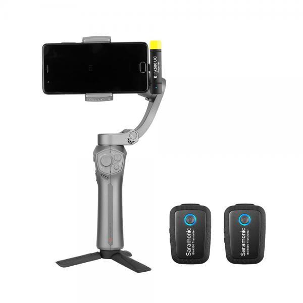 SARAMONIC Blink500 B6 TX+TX+RXUC für Android REFURBISHED