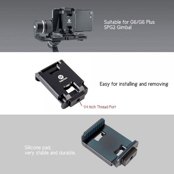 Feiyu-Tech Smartphone Adapter für G6 Plus & SPG2