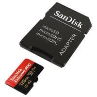 SanDisk 128GB microSDXC Extreme Pro C10 V30 A2 170MB/s