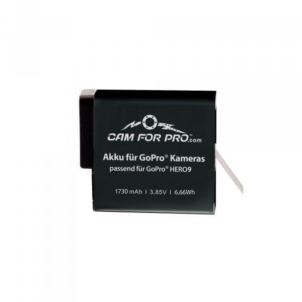 camforpro Powerpack für HERO9 & 10