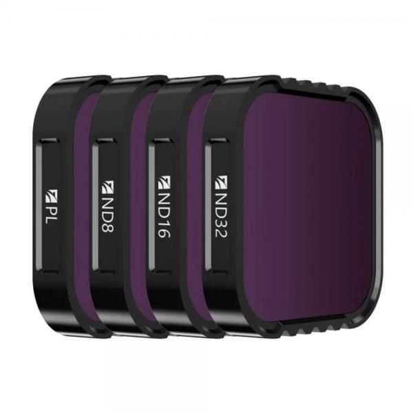 Freewell Standard Day 4Pack Filter für HERO9 Black
